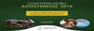 Contribui��o assistencial 2015