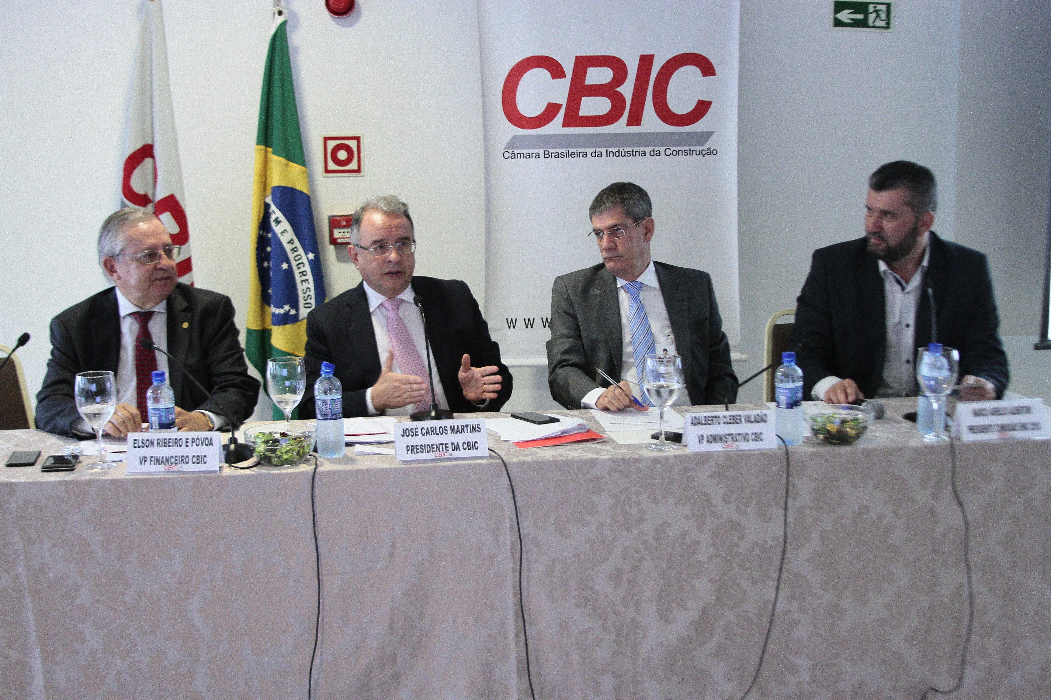 Foto: PH Freitas/CBIC