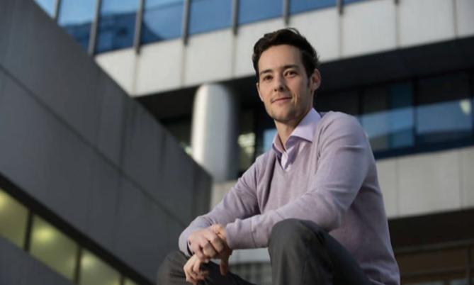 Alexandre Lafer Frankel, CEO da Construtora Vitacon